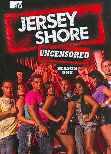 JERSEY SHORE:SEASON ONE UNCENSORED BY JERSEY SHORE (DVD)